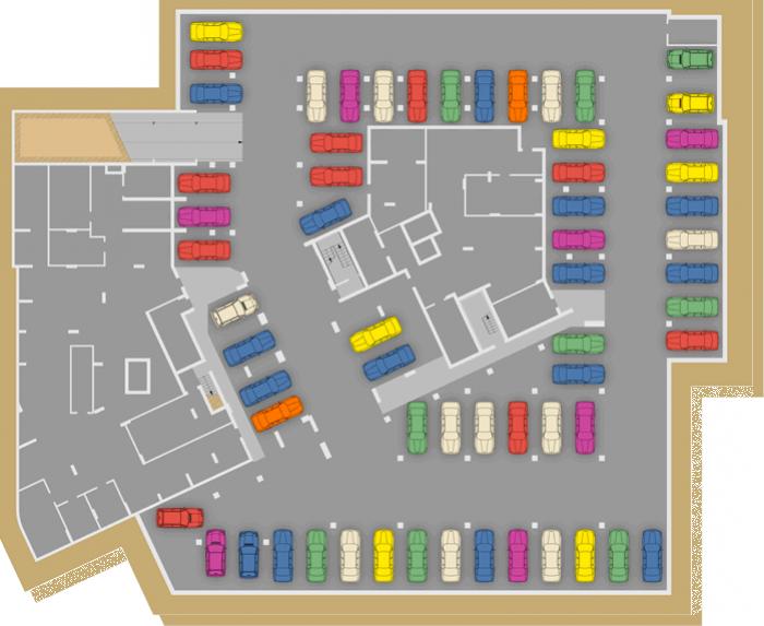 Паркинг в новостройке: виды и нормы - Фото 1