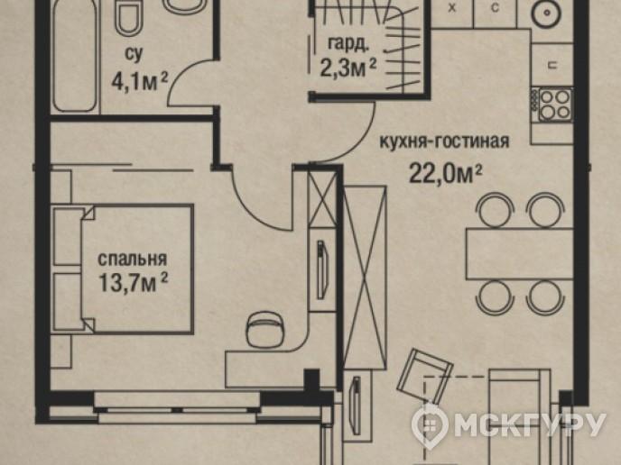 """""""Штат 18"""": стандарты элитного жилья переезжают за МКАД - Фото 37"""