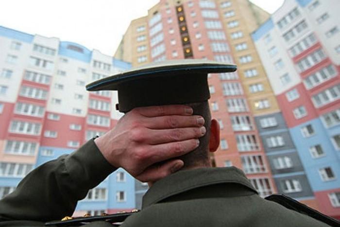 25% квартир, купленных в России по военной ипотеке, приобретены в Подмосковье