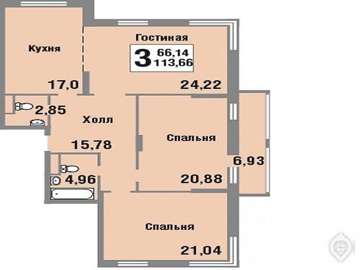 """ЖК """"Татьянин парк"""": город рядом с МКАД - Фото 17"""