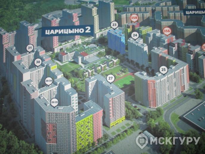 """""""Царицыно 2"""": цены снижаются, сроки сдачи затягиваются - Фото 45"""