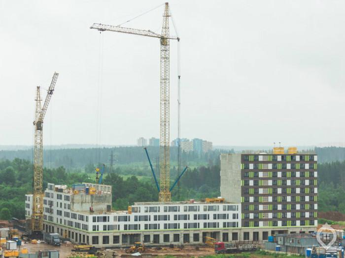 """ЖК """"Северный"""": дома средней высотности между Дмитровкой и лесопарком - Фото 5"""