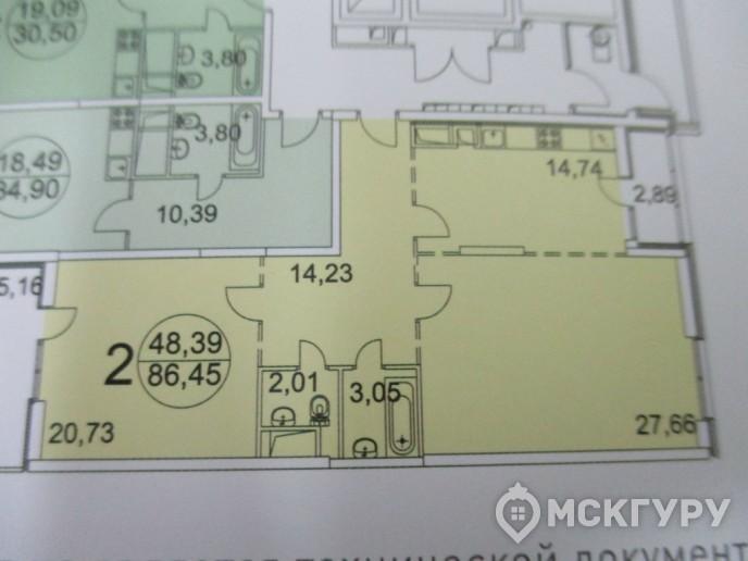 """""""Новокосино-2"""": счастливый финал долгостроя в Реутове - Фото 36"""