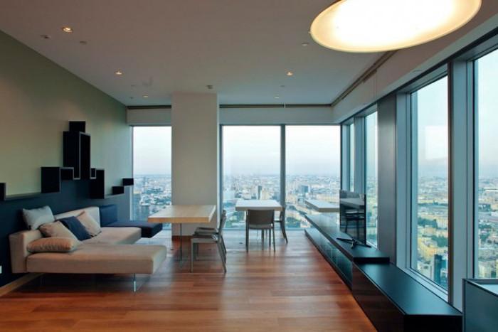 Апартаменты набирают популярность: за год их количество выросло на 15%