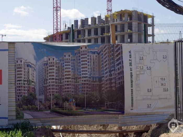 """ЖК """"Две столицы"""": в стиле мегаполисов - Фото 4"""