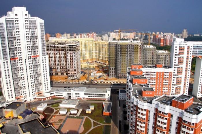 До конца года в Новой Москве планируется построить 1.6 млн кв.м жилья