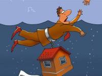 Государство окажет поддержку 35 000 ипотечных заемщиков
