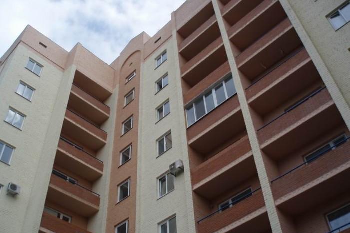 Готовится к заселению новая многоэтажка в Подольском районе