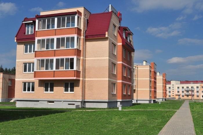 К 2035 году до 35% новостроек Новой Москвы будут малоэтажными