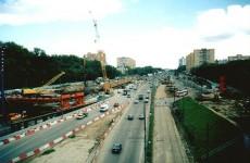К концу 2015 года на Волоколамском шоссе появится эстакада