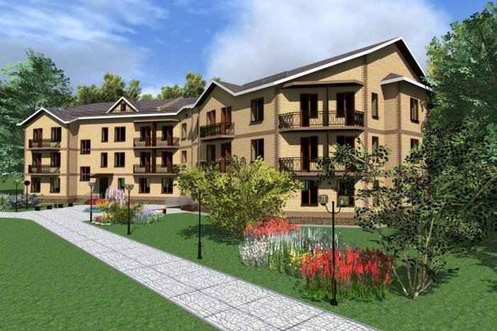 Малоэтажные жилые комплексы пользуются наибольшим спросом у покупателей квартир в Подмосковье