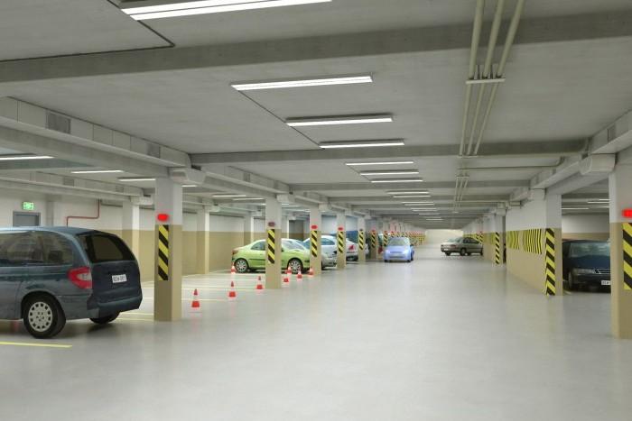 Места в паркингах при новостройках раскупаются в 2 раза медленне, чем квартиры