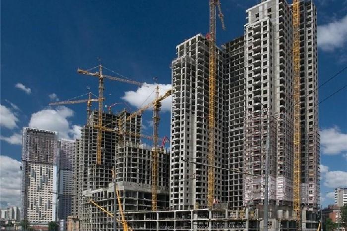 Мнение: Москва неравномерно застраивается квартирами и апартаментами