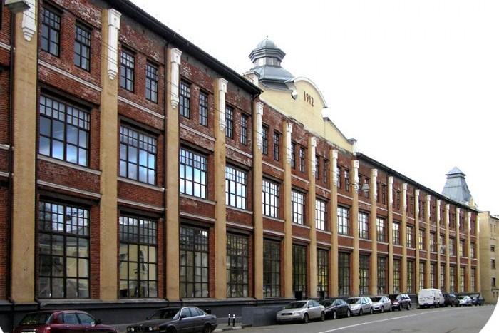 """На части территории бывшей фабрики """"Большевик"""" построят апарт-комплекс"""