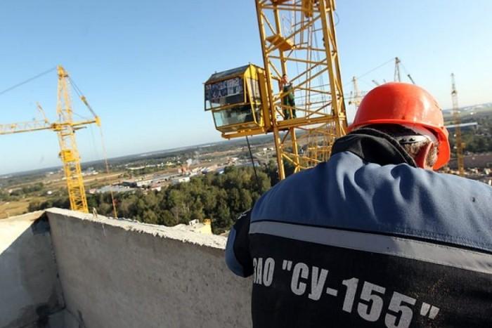 "На достройку объектов ГК ""СУ-155"" направят почти 12 млрд. рублей в 2016 году"