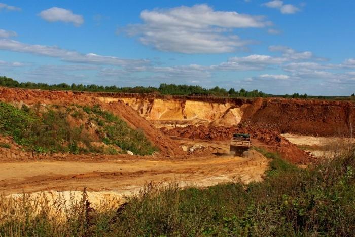 На месте закрытого песчаного карьера в Подмосковье построят жилье