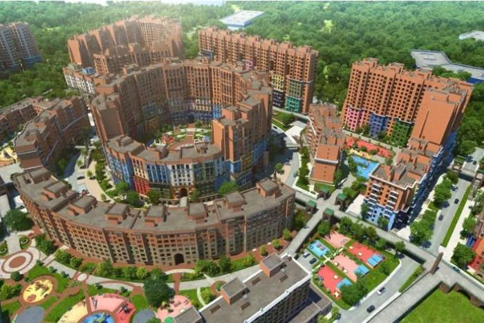 """На рынок выведен новый дом во второй очереди ЖК """"Солнечная система"""""""