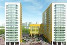 """На рынок выведен новый объем квартир в квартале """"Краски жизни"""""""