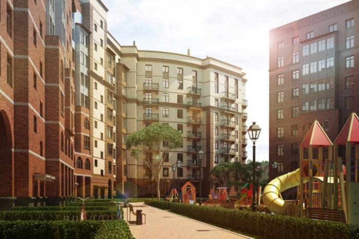 """На рынок выведены квартиры в первой очереди ЖК """"Пятницкие кварталы"""""""