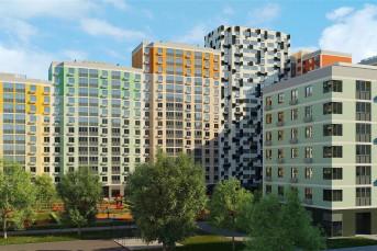 """На рынок выведены новые дома в ЖК """"Лучи"""""""