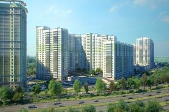 На рынок выведены квартиры в новом корпусе ЖК 'Изумрудные холмы'