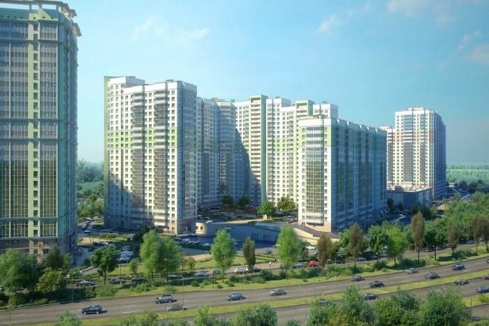 """На рынок выведены квартиры в новом корпусе ЖК """"Изумрудные холмы"""""""