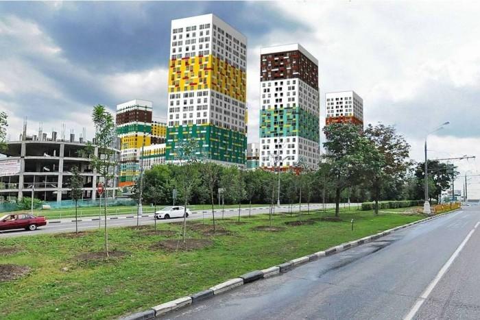 """На рынок выведены квартиры в новом корпусе ЖК """"Варшавское шоссе, 141"""""""