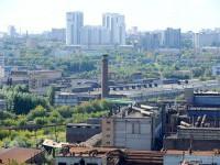 На территориях бывших промзон Москвы может поместиться до 40 млн. кв.м жилья