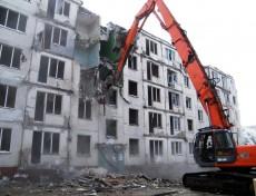 На востоке Москвы до конца года снесут 15 старых пятиэтажек