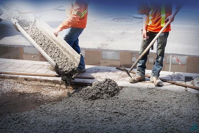 """Начались бетонные работы на стройплощадке ЖК """"Суббота"""""""