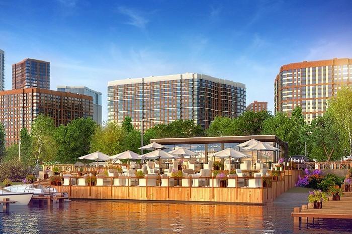 Объявлен старт продаж квартир с отделкой в ЖК «Сердце Столицы»
