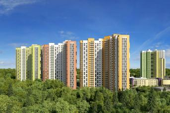 """Открыта продажа квартир в готовом доме ЖК """"Крылатский"""""""