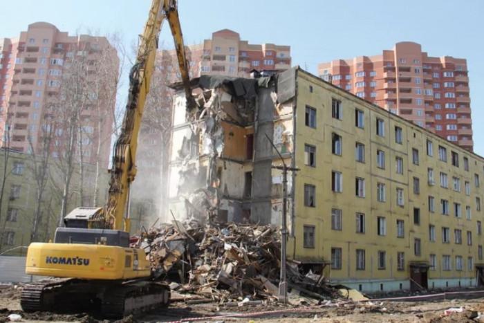 План реновации столичных хрущевок будет готов до 2019 года
