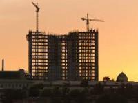 Проблемную новостройку по улице Малыгина, 12, планируют завершить до конца 2015 года