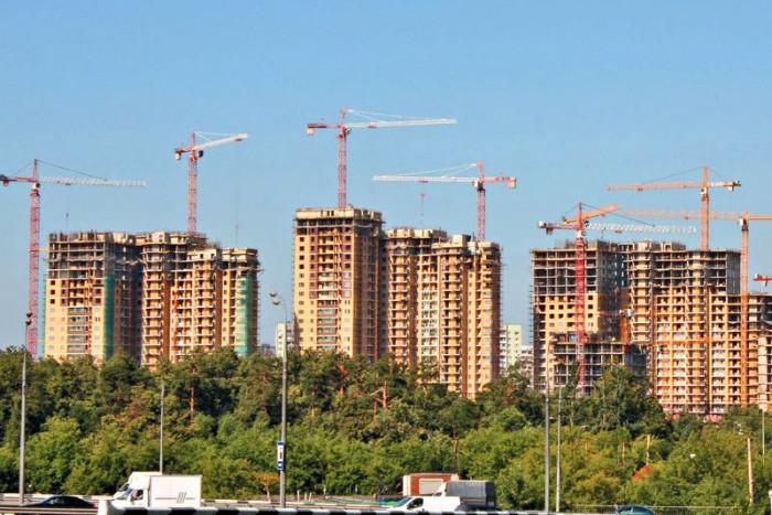 Рынок Новой Москвы пополнился в апреле на 10 жилых корпусов