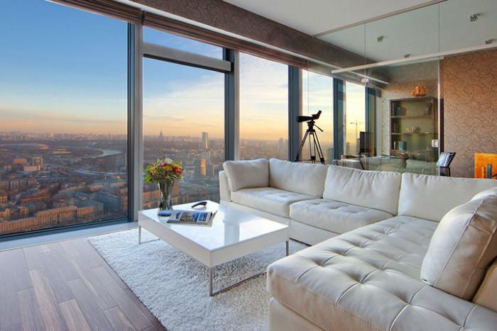Рынок столичных апартаментов в 2017 году вырос почти на четверть