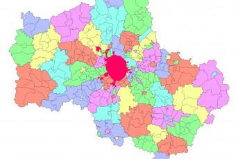 Составлен перечень подмосковных городов с самым высоким спросом на жилье