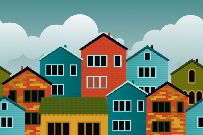 Средняя стоимость квартиры в Новой Москве почти вдвое дороже жилья в Подмосковье
