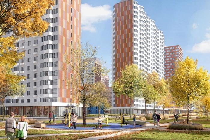 Стартовали продажи квартир в ЖК «Кварталы 21/19»