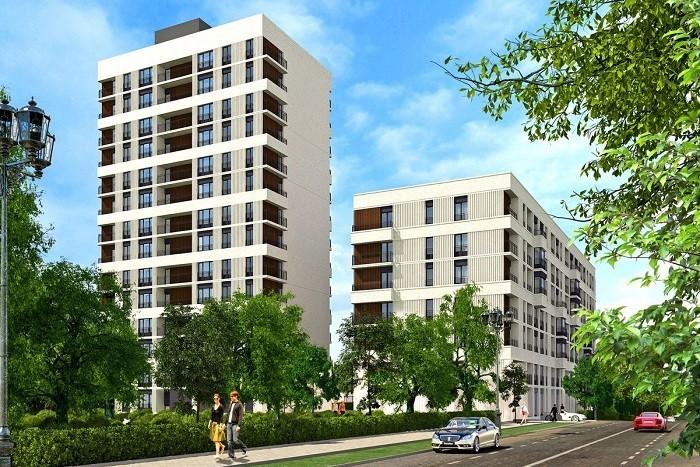 Структура Мошковича купила проект жилого комплекса у «Ведис групп»