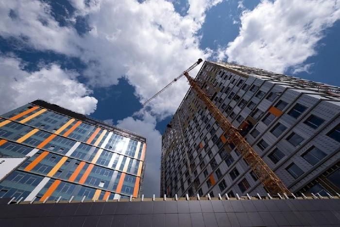 В 2015 году в старой Москве может быть построено более 7 млн. кв.м жилья