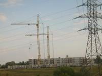 В деревне Язово продолжается строительство жилого микрорайона