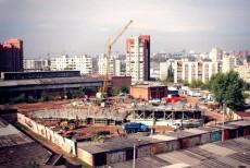 В Хамовниках построят жилой комплекс на месте старой тюлево-гардинной фабрики