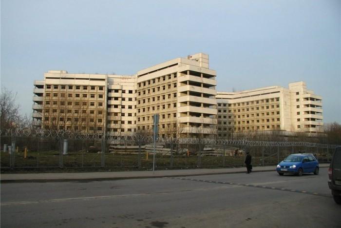 В Ховрино могут построить жилой комплекс на месте долгостроя