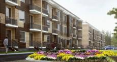 В Красногорске началось строительство малоэтажного жилого комплекса