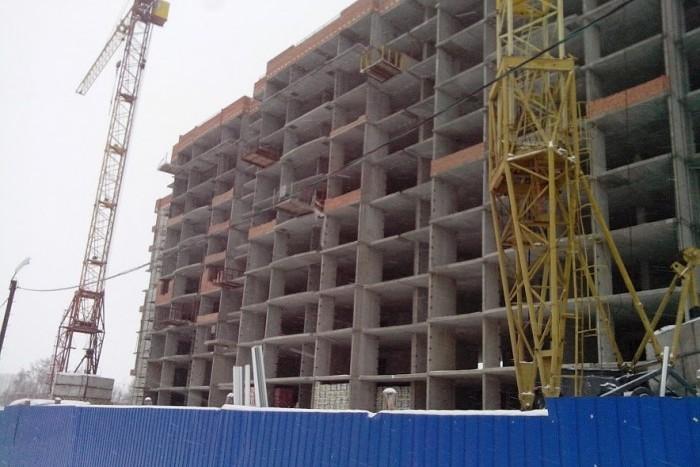 В начале лета планируется сдать дом в подмосковном Чехове