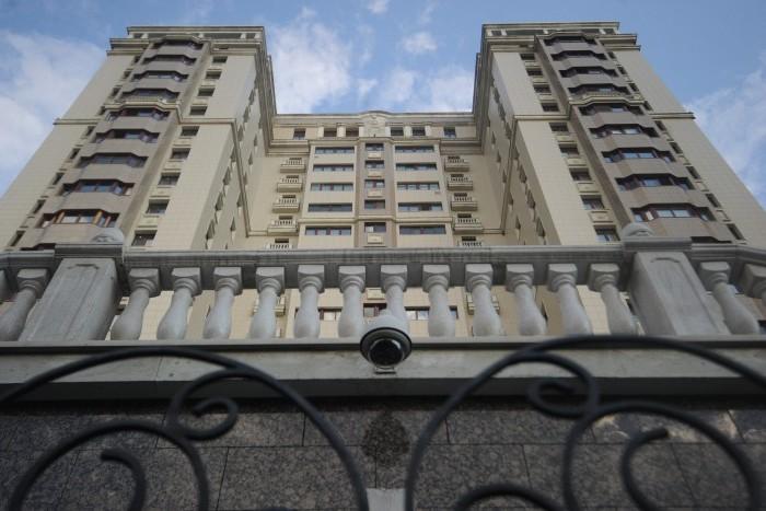 В ноябре снизилась цена на московскую элитную недвижимость