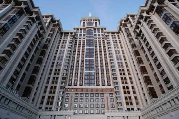 В октябре в Москве подешевело элитное жилье