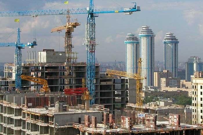 В первом полугодии в Москве построено на 260 000 кв.м меньше недвижимости, чем годом ранее