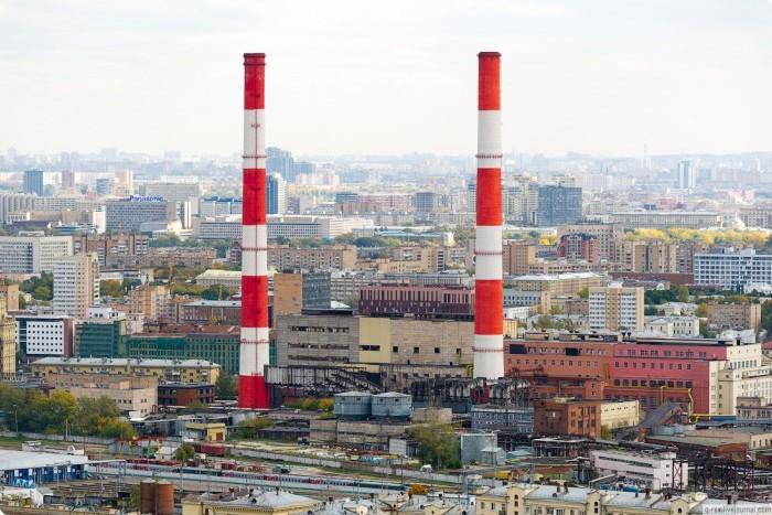 В промзоне на Звенигородском шоссе появятся две жилые новостройки